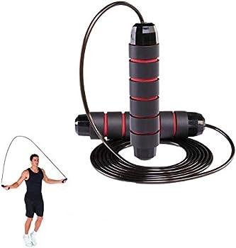 Sportsyo Tangle-Free Workout Skipping Rope