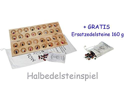 Unbekannt Moskito Halbedelsteinspiel, Hus, Bao, Steinchenspiel + gratis Ersatzedelsteine
