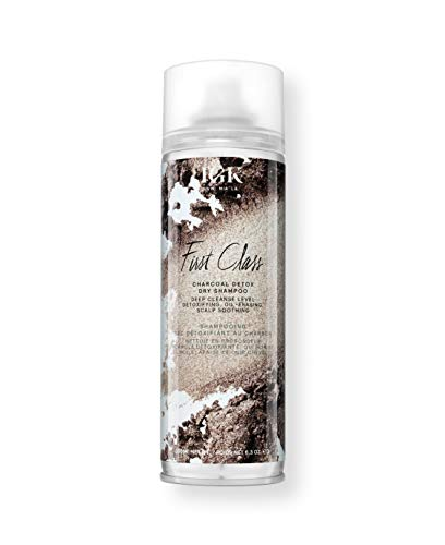 IGK First Class Charcoal Detox Dry Shampoo 6.3 Ounce