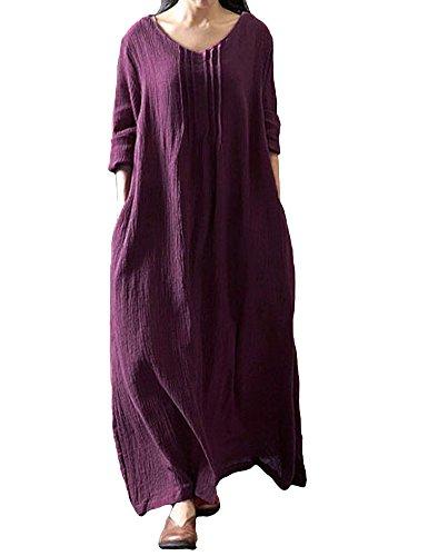 - Lila Plus Size Kleider
