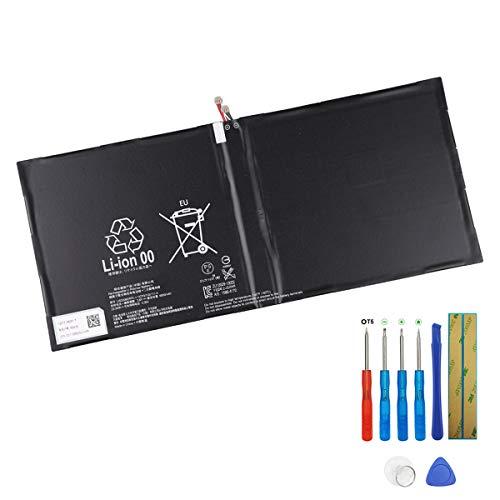 Swark LIS2206ERPC - Batería Compatible con Sony Xperia Tabl
