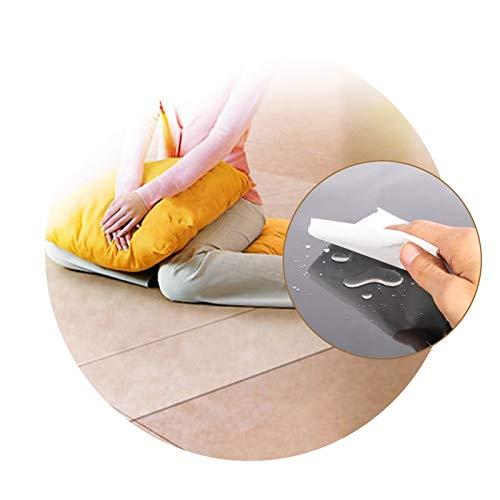 ALGXYQ Tapetes Protectores Mantel Transparente Alfombrilla Cocina Antideslizante para Alfombras Baño Impermeable Resistente Arañazos, Tamaño Personalizable (Color : 1.5mm, Size : 80x100cm)