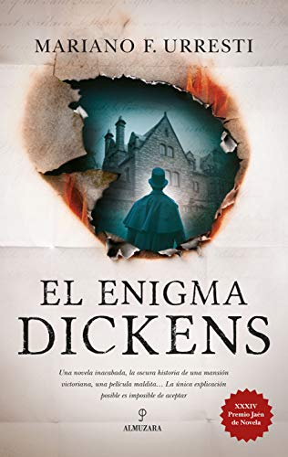 El enigma Dickens (Novela) eBook: F. Urresti, Mariano: Amazon.es: Tienda Kindle