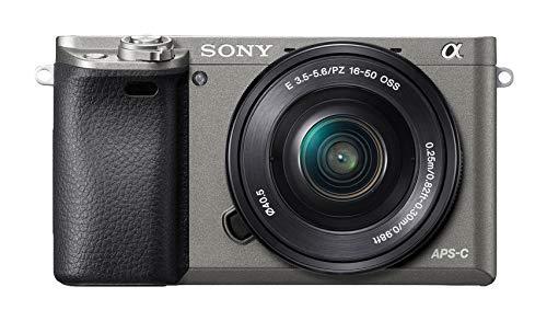 Sony Alpha 6000 Systemkamera (24...