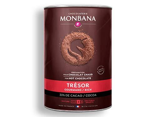 モンバナ チョコレートパウダー トレゾア・ホットチョコレート 1kg