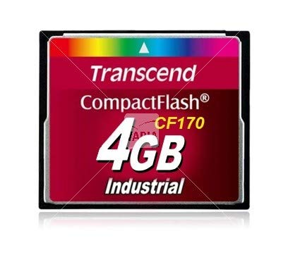TRANSCEND 4GB CF Card 170X Industrie