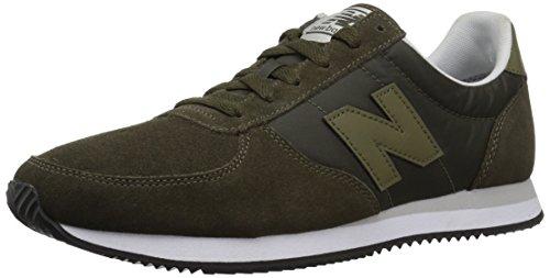 New Balance New Balance, Unisex-Erwachsene Sneaker, Mehrfarbig (Military Dark Triumph Green), 44 EU (9.5 UK)