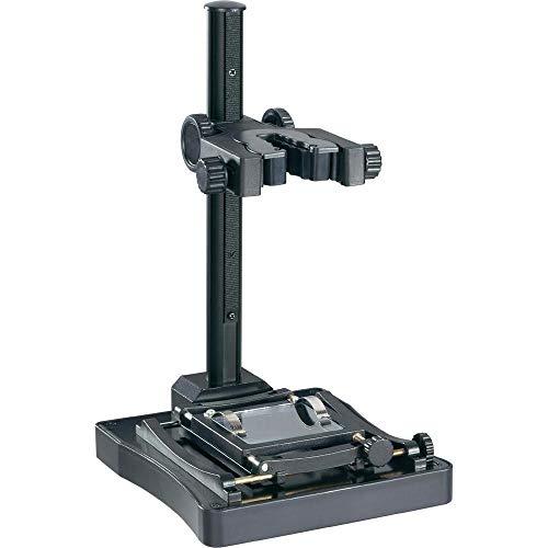 Conrad 191348 - Mikroskop-Zubehör (Stand, Schwarz, Conrad, 423 g, 200 mm, 115 mm)