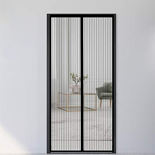 DANWU Magnet Fliegengitter Tür 75x230cm Ohne Bohren Magnet Vorhang Fliegenvorhang Hände Frei für Die Balkontür,...
