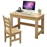 Mesas para ordenador Escritorio de Escritorio Escritorio de Estudios de Estudio de Monitor Stand Desk Stay Office del hogar Escritorio de Escritura Simple Mesa de Dormitorio Moderno