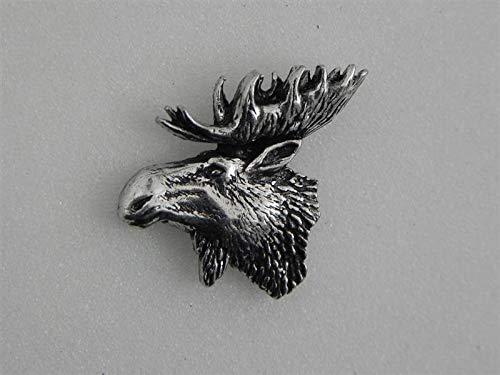 GTK - gewei & trofee kroomhout elch gewei kop pin pin pin pin pin pin pin pin