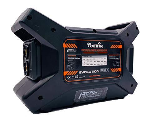 Cevik CE-EVOMAX200 Equipo de soldar Inverter 200A