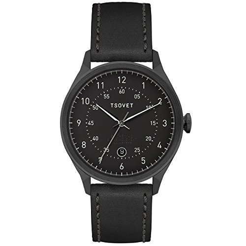 Tsovet Men's SVT-RM40 40MM Watch,...