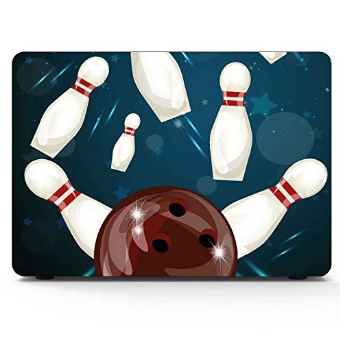 Mac Book Air Hülle Bowling Ball Entertainment Sport Kunststoff Hartschale Kompatibel Mac Air 11