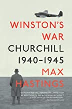 Best winston's war max hastings Reviews