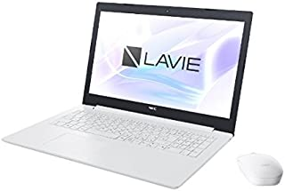 NEC ノートパソコン LAVIE Note Standard カームホワイト PC-NS150KAW ds-2187880