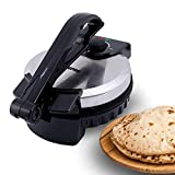 Best Tortilla Makers - Geepas 900W Mexican Style Tortilla Press - Roti/Chapati Review