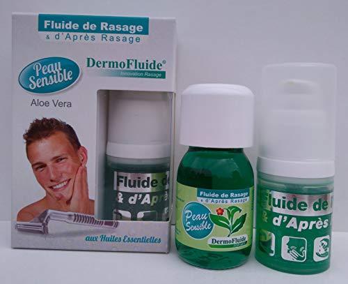 DermoFluide Pack Eco Piel Sensible Aloe Vera Azul