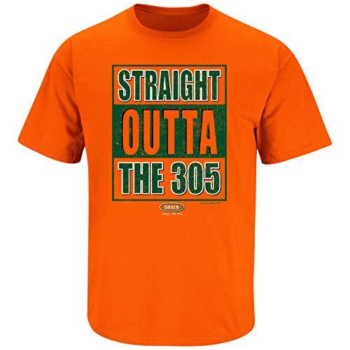 Miami College Football Fans. Straight Outta The...