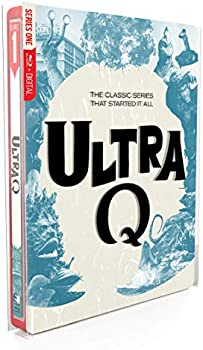 Ultra Q: The Complete Series SteelBook Edition [Blu-ray]