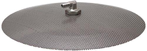 Stainless Steel False Bottom for Homebrew Pot: 12'