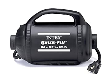 Intex 110-120 Volt A/C Quick Fill Electric Pump