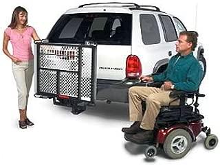 Harmar Mobility AL500 Universal Powerchair Lift Outside Auto Carrier + AL105 Swing Away Joint