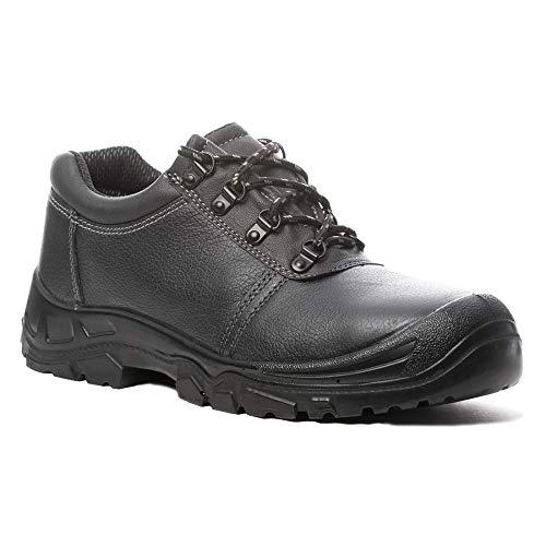 Coverguard Azurite S3 SRC - Zapatillas de seguridad bajas, Negro (Negro ), 46 EU