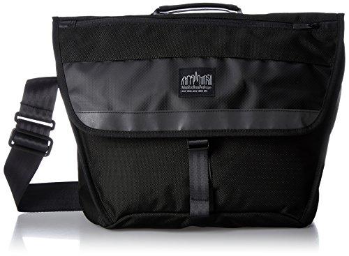 [マンハッタンポーテージ] [ブラックレーベル] 正規品【公式】BRYANT PARK MESSENGER BAG メッセンジャーバッグ MP1673BL ブラック