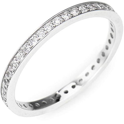 anello donna gioielli Amen misura 18 casual cod. RZ3-18