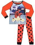 Miraculous - Ensemble De Pyjamas - Ladybug - Fille - Multicolore - 11-12 Ans