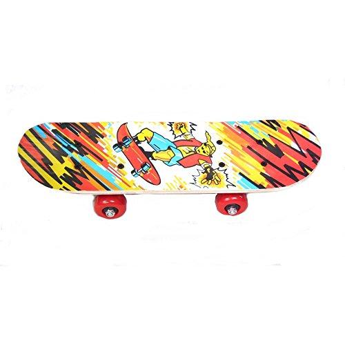 Skateboard 43 cm X 13 cm X 10 cm