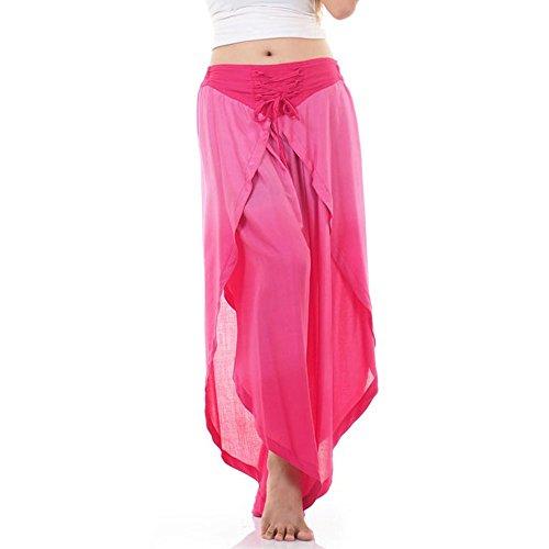 Princess of Asia Hosenrock Haremshose Aladinhose Pink