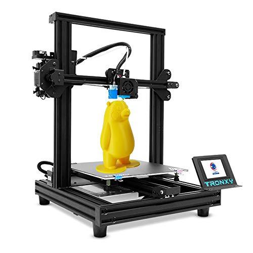 【TRONXY】 XY-2 PRO TITAN 3Dプリンター 本体 アップグレード版 Titan押出機 TPU/ABS/PLA/PETG等 3D Printer 操作簡易 初心者/学校/家庭用 最大印刷サイズ 255*255*245mm 静かな印刷 多機能