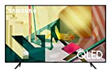 SAMSUNG 55-inch Class QLED Q70T Series - 4K UHD Dual LED Quantum HDR Smart TV with Alexa Built-in (QN55Q70TAFXZA, 2020 Model) (Renewed)