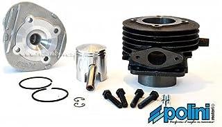 00014 GRUPPO TERMICO DR VESPA 50 APE RST MIX PK SPECIAL R L D.55 102 cc TRAVASI