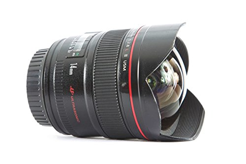 Canon EF 14mm f/2.8L II USM Ultra-Wide Angle Fixed...