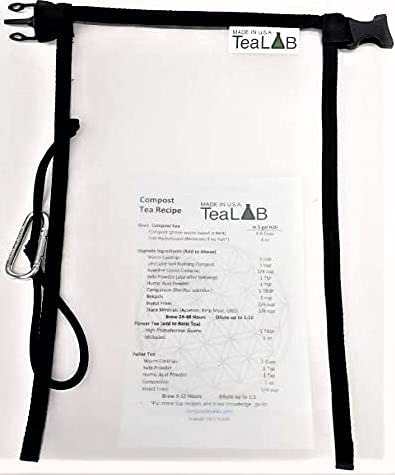 Compost Tea Brew Bag : Made to Sale 5 in Gallon Free shipping / New The Bucket USA Last