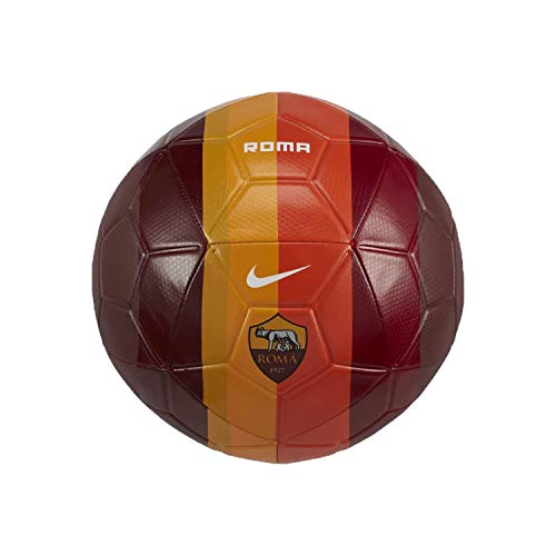 Nike Roma NK STRK-FA20, Pallone da Calcio Unisex Adulto, Team Crimson/Dark Team Red/(White), 5