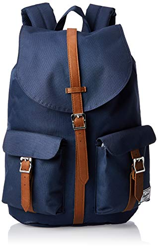 Herschel Supply Company SS16 Casual Daypack  23.5 Liters  Navy  Tan