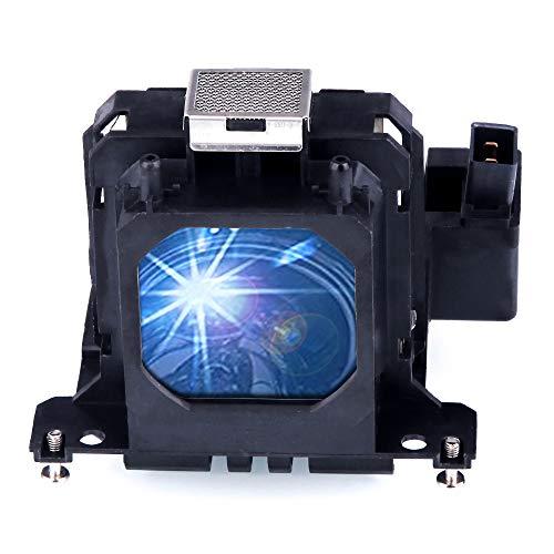 Huaute POA-LMP135 / POA-LMP114 Lampadina di ricambio con alloggiamento per Sanyo PowerLite Home Cinema PLC-XWU30 PLV-Z2000 PLV-Z700 LP-Z2000 LP-Z3000 PLV-1080HD PLV-Z3000 PLV-Z4000 PLV-Z800