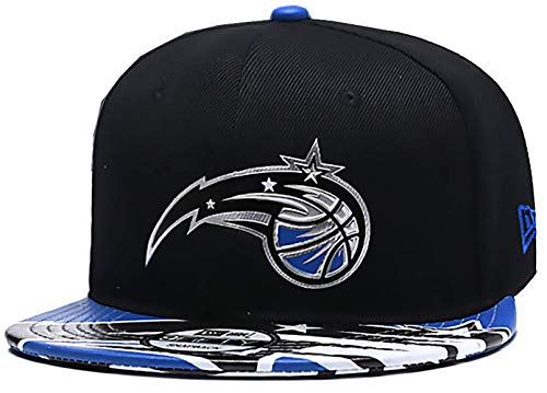 Orlando Magic Classic Adjustable Snapback Hat Flat Brim Hat