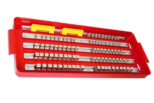 Laser 3747 Rail pour douilles D = 1/4\
