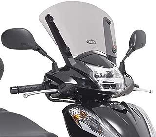 Compatible avec Honda SH 300 i 2018 18 Tablier Etanche OJ JFL-07 Couverture Thermique pour Scooter avec Doublure DOUBL/ÉE ET Cheveux SYNTH/ÉTIQUES Pro Leg Noir