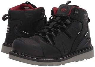 [アベンジャー] メンズ 男性用 シューズ 靴 ブーツ 安全靴 ワーカーブーツ A7502 - Black [並行輸入品]