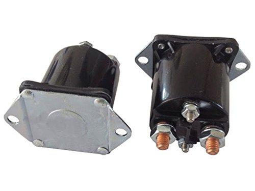 Batterie Trennrelais Schütz 24V 100A für Not-Aus-Halt-Stop