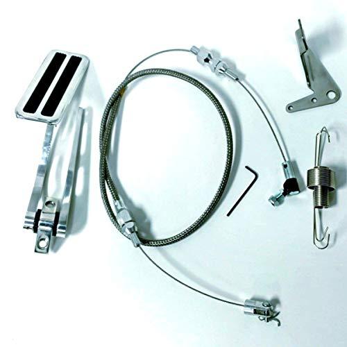 Billet Pedal Kit - 7
