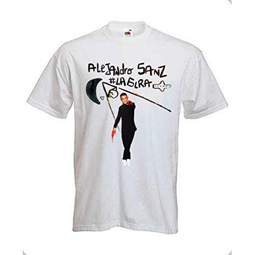 Desconocido Camiseta Alejandro SANZ La Gira (XXL)