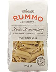 Penne Rigate No:66 500 Gr - RUMMO