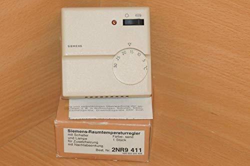 Siemens 2NR9411 2NR9 411 - Termostato